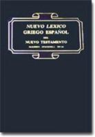 Nuevo Léxico Griego Español Del N.T.
