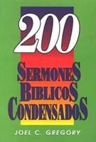 200 Sermons Biblicos Condensados
