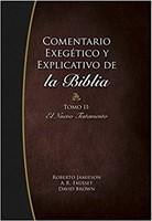 Comentario Exegetico Y Explicativo Del Nuevo Testamento Tomo Ii