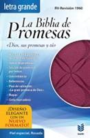 Biblia Edición  Promesas Letra Grande con Índice