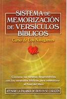 Sistema de Memorización de versículos bíblicos