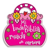 Mi Linda Biblia Rosada En Cartera