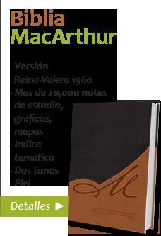 MacArthur Bible