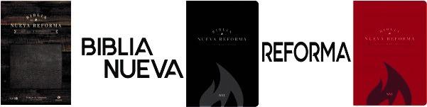 Biblia de estudio Nueva Reforma