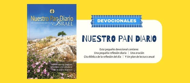 Devocional Nuestro Pan Diario