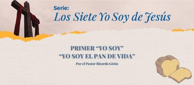 """SERIE: LOS SIETE """"YO SOY DE JESÚS"""""""