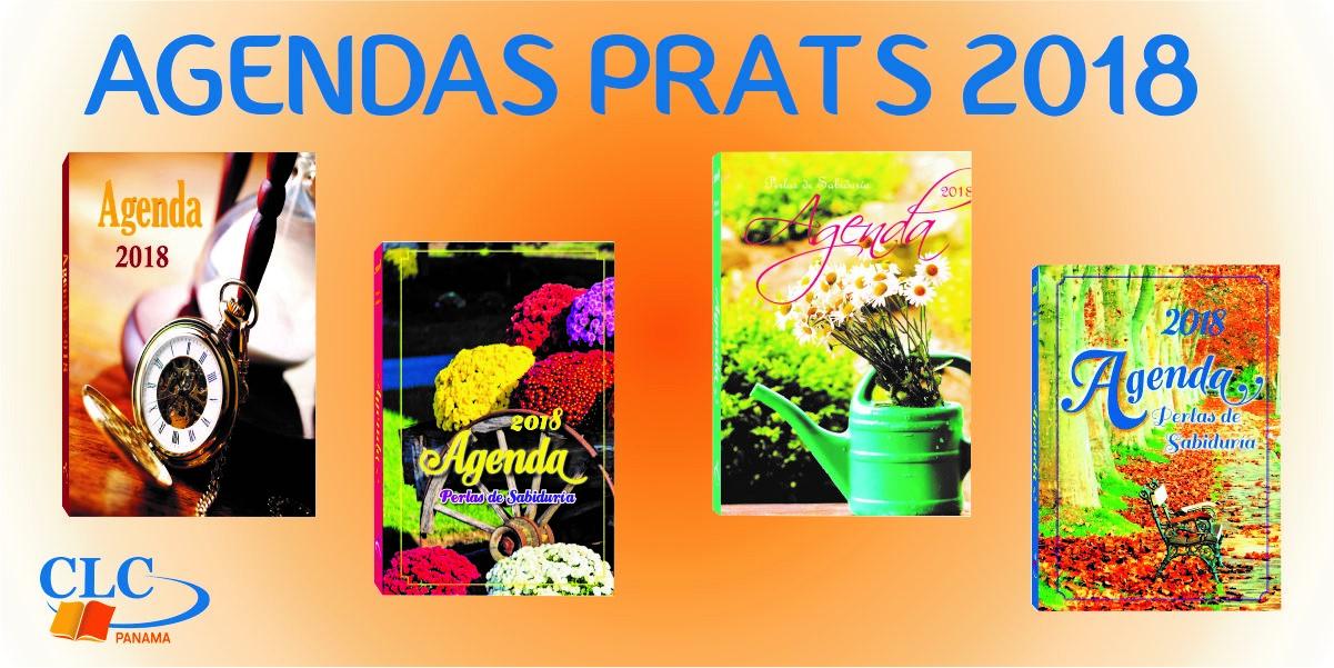 4. Agendas Producciones Prats 2018