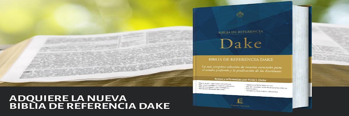 2. Biblia de Estudio Dake