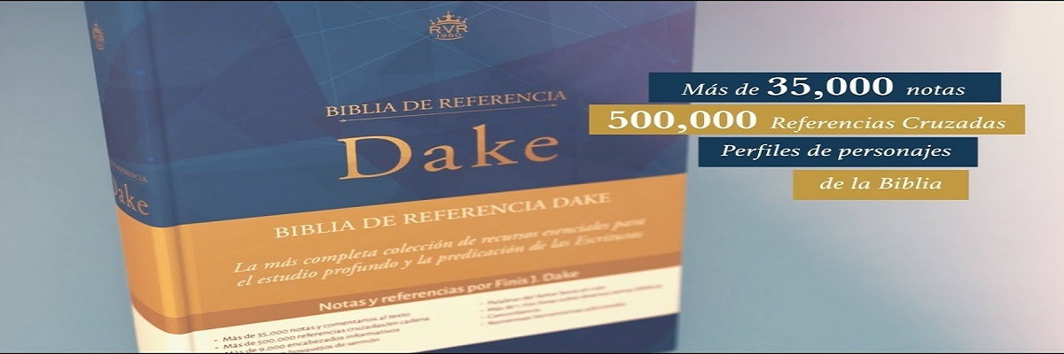 3. Biblia de Estudio Dake TD