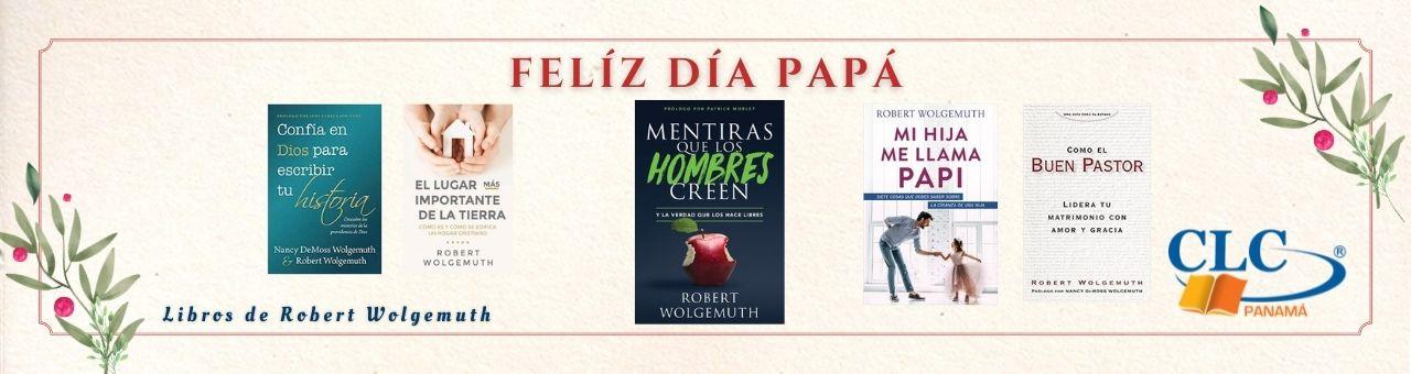 3. Libros de Robert Wolgemuth web