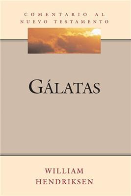 Comentario al NT Gálatas (Tapa Dura)