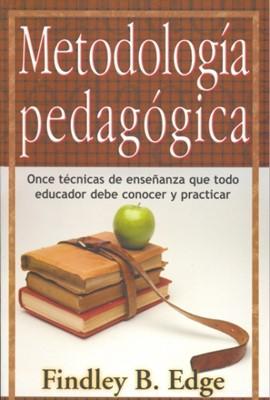 Metodología Pedagógica (Tapa suave) [Libro]