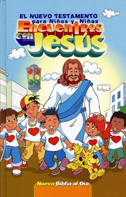 Encuentros con Jesús (Tapa dura)
