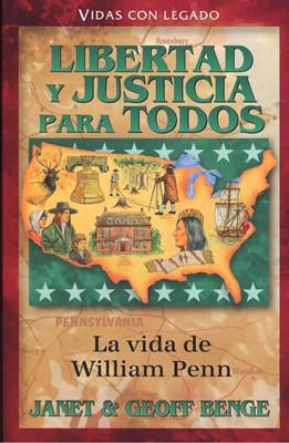 Libertad y Justicia para Todos (Rústica)