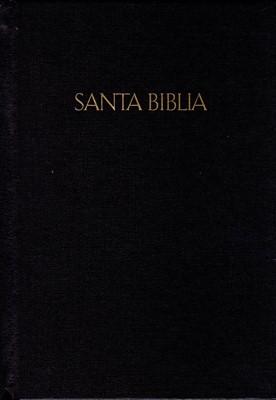 Biblia Reina Valera 1960 Edición Premios y Regalos (Tapa Dura Negra) [Biblia]