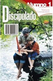 Nuevos Convertidos - Discipulado Almuno 1 (Rústica) [Libro]