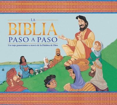 La Biblia Paso a Paso (Tapa Dura)