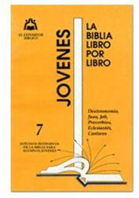 El Expositor Bíblico Alumnos Jóvenes Libro 7 [Libro]