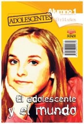 Ed Adolescentes 1-3 (13 y 14 años) Alumno (Rústica)