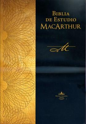 Biblia de Estudio McArthur (Tapa Dura)