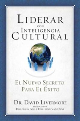 Liderar con Inteligencia Cultural (Rústica)
