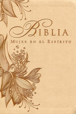 Biblia Mujer en el Espíritu (Imitación Piel)