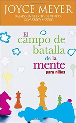 Campo de Batalla de la Mente para Niños (Rústica)