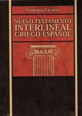 Nuevo Testamento Interlineal (Tapa Dura)