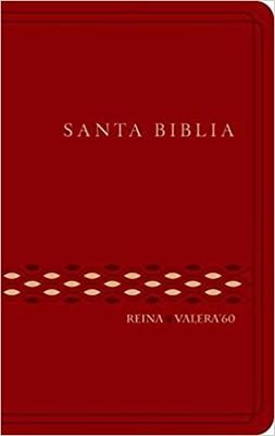 Biblia con Concordancia Vino (Vinil)