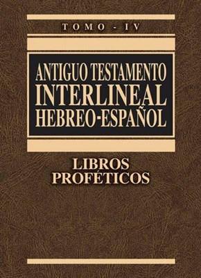 Antiguo Testamento Interlineal Hebreo - Español (Tapa Dura)