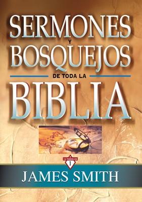 Sermones y Bosquejos de Toda la Biblia (Tapa Dura)