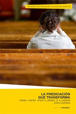 La Predicación que transforma (Rústica)