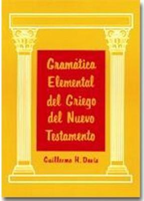 GramáTica Elemental Del Griego Del N. T. (Tapa suave) [Libro]