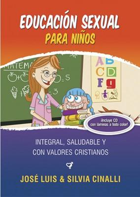 Educación sexual Para Niños (Rústica)