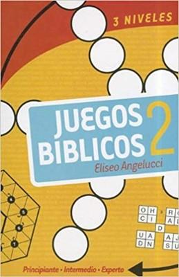 Juegos Bíblicos #2 (Rústica)