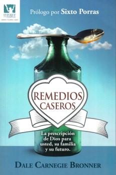 Remedios Caseros (Rústica)