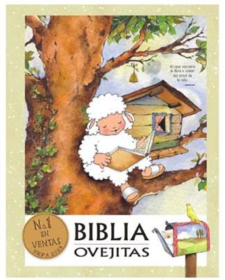 Biblia Ovejita Vinil Ayagénesis (Vinil)
