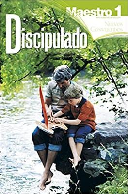 Discipulado - Maestro 1 (Rústica) [Libro]