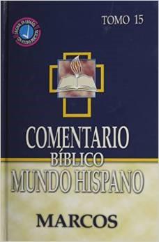 Comentario Bíblico Mundo Hispano Marcos [Comentario]