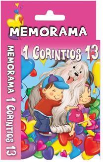 1 De Corintios 13 (Cartón)