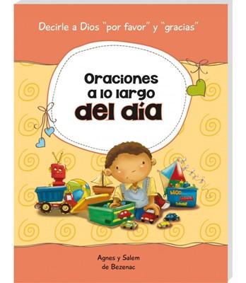 Oraciones a Lo Largo Del Dia (rustica)