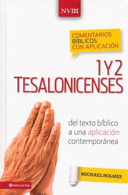 Comentario Bíblico NVI Con Aplicación 1 y 2 Tesalonicenses [Comentario]