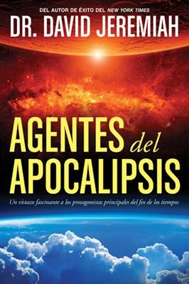 Agentes Del Apocalipsis (Rústica)