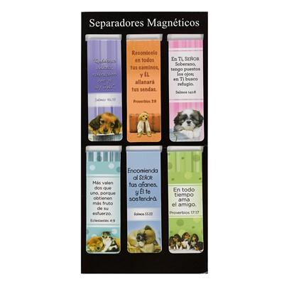 Separadores Magnéticos Mascotas (Magnético)