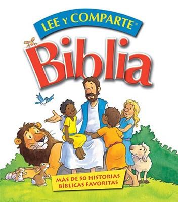 Biblia Lee y Comparte Para Manos Pequeña