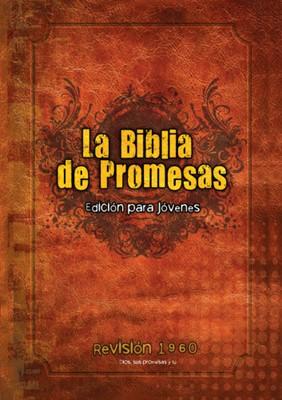 RVR 1960 Biblia de Promesas Edición para Jóvenes (Tapa Dura)