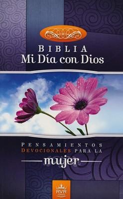 RVR60 Biblia Mi Día Con Dios (Rústica)