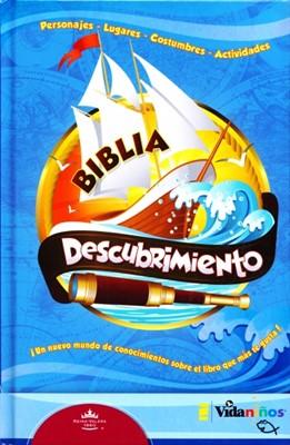 RVR 1960 Biblia Descubrimiento (Tapa Dura)