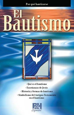 El bautismo (Rústica)