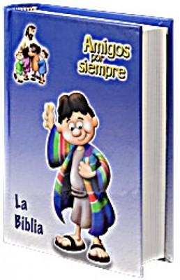 Biblia Amigos por Siempre - Lenguaje Actual (Tapa Dura)